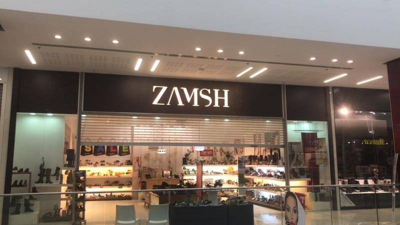 זמש באר שבע – חנות נעליים בבאר שבע