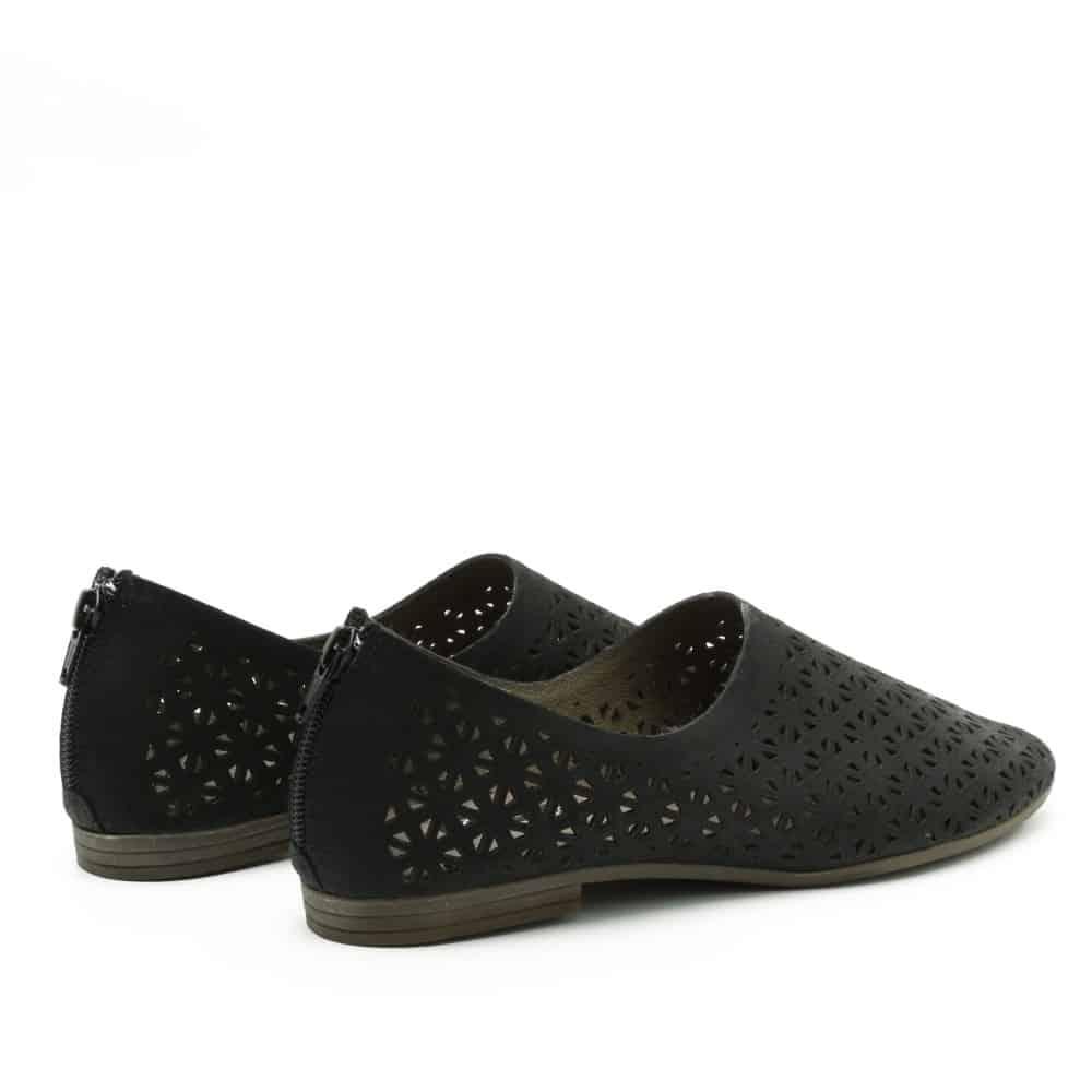 נעלי בלרינה לייזר – דגם פאר