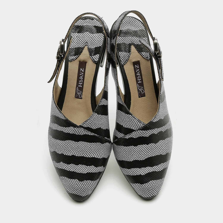 נעלי סירה עם עקב לנשים – דגם ליפז