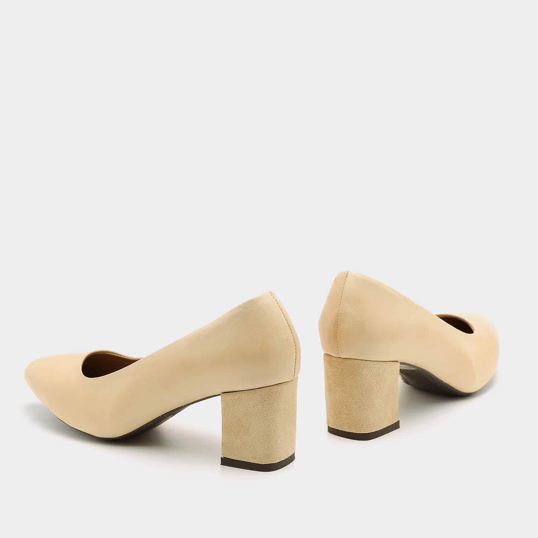נעלי סירה עם עקב לנשים – דגם אילת