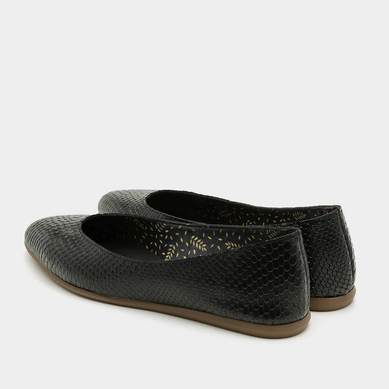 נעלי בלרינה שטוחות קלאסיות – דגם אליה