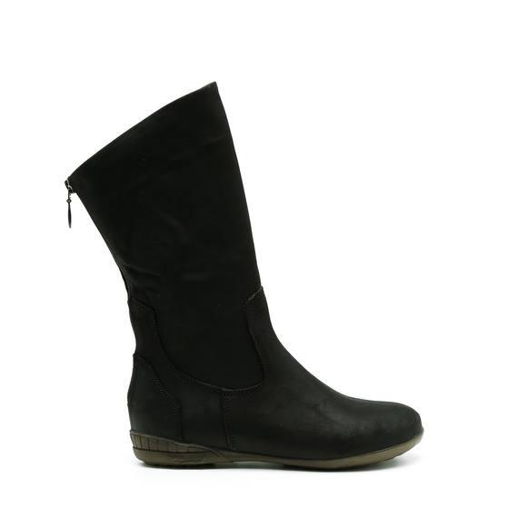 מגפיים שטוחות מעור – דגם מיילי