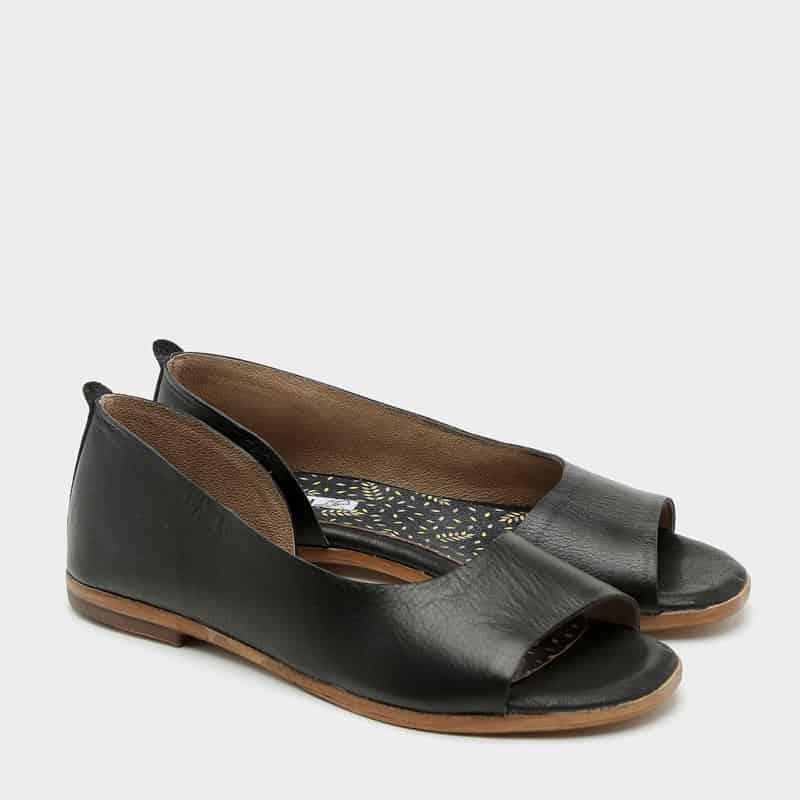נעלי בלרינה עם פתח – דגם דידי