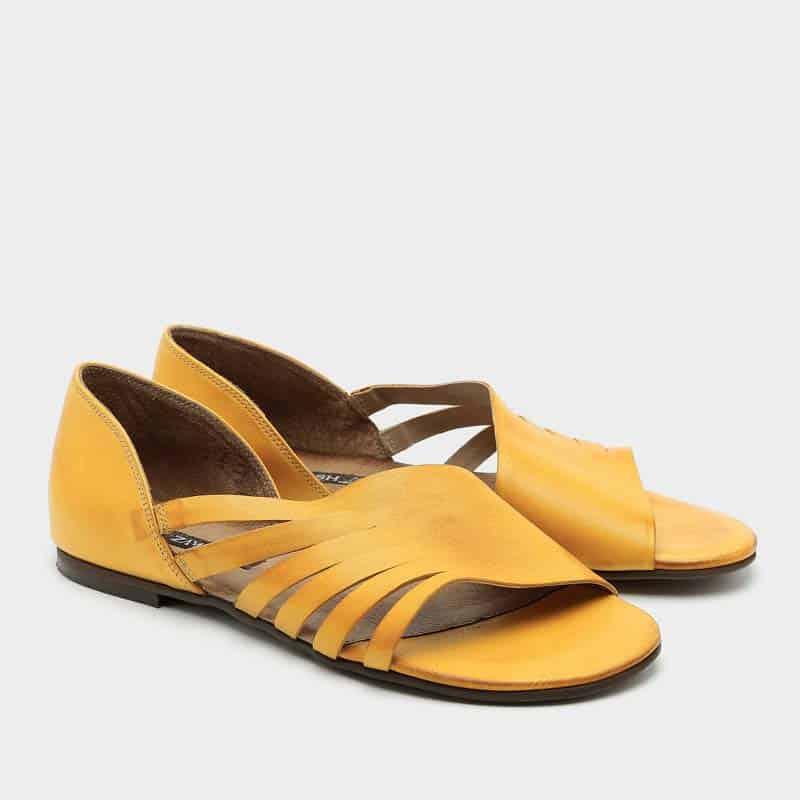 נעלי בלרינה פתוחות – דגם יובל