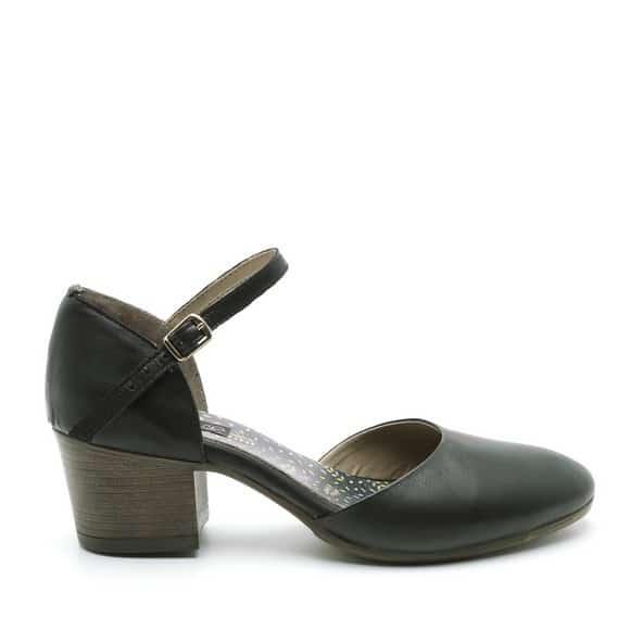 נעלי סירה עם עקב – דגם בלה