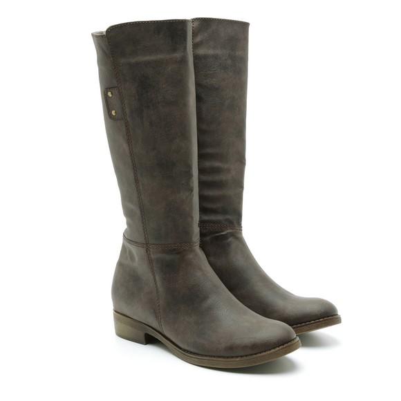 מגפיים טבעוניים בעיצוב נקי – דגם סול