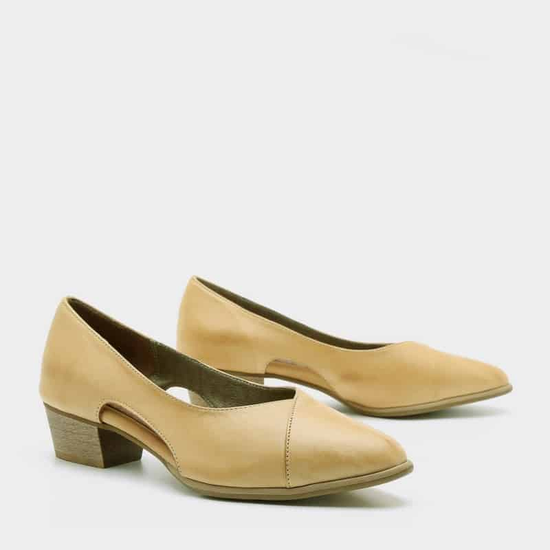 נעלי סירה בסגנון מעטפה – דגם סוזי