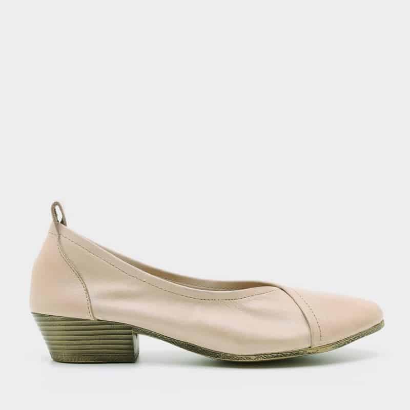נעלי סירה מעור לנשים – דגם טופז