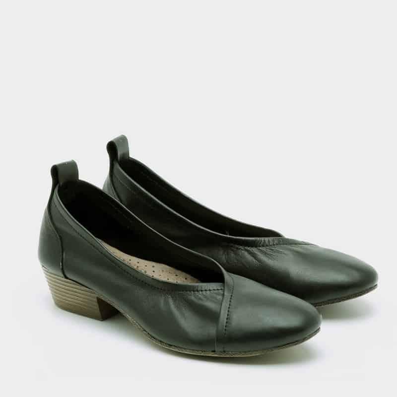 נעלי סירה קלאסיות מעור – דגם שירי