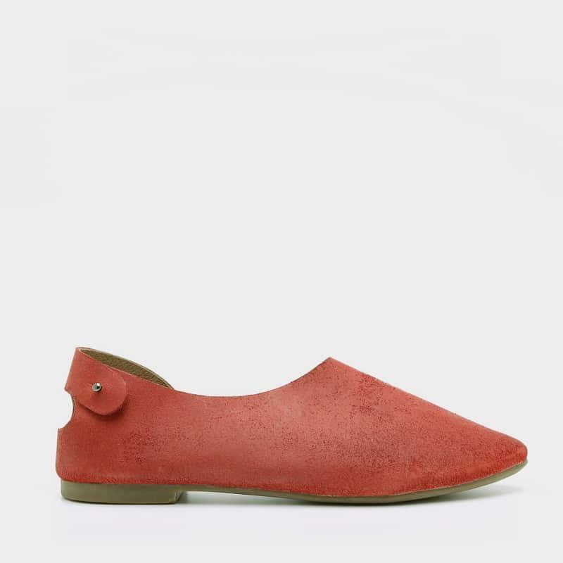 נעלי בלרינה בעיצוב על זמני – דגם נורית