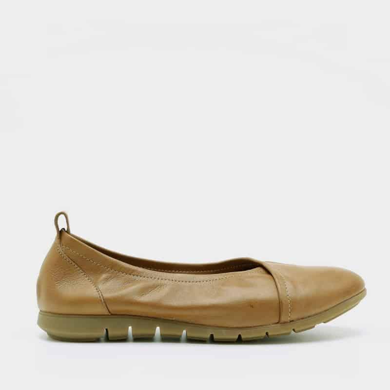 נעלי בלרינה שטוחות מעור – דגם נינה