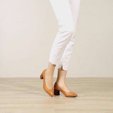 נעל יוקרה עם עקב - דגם אילת