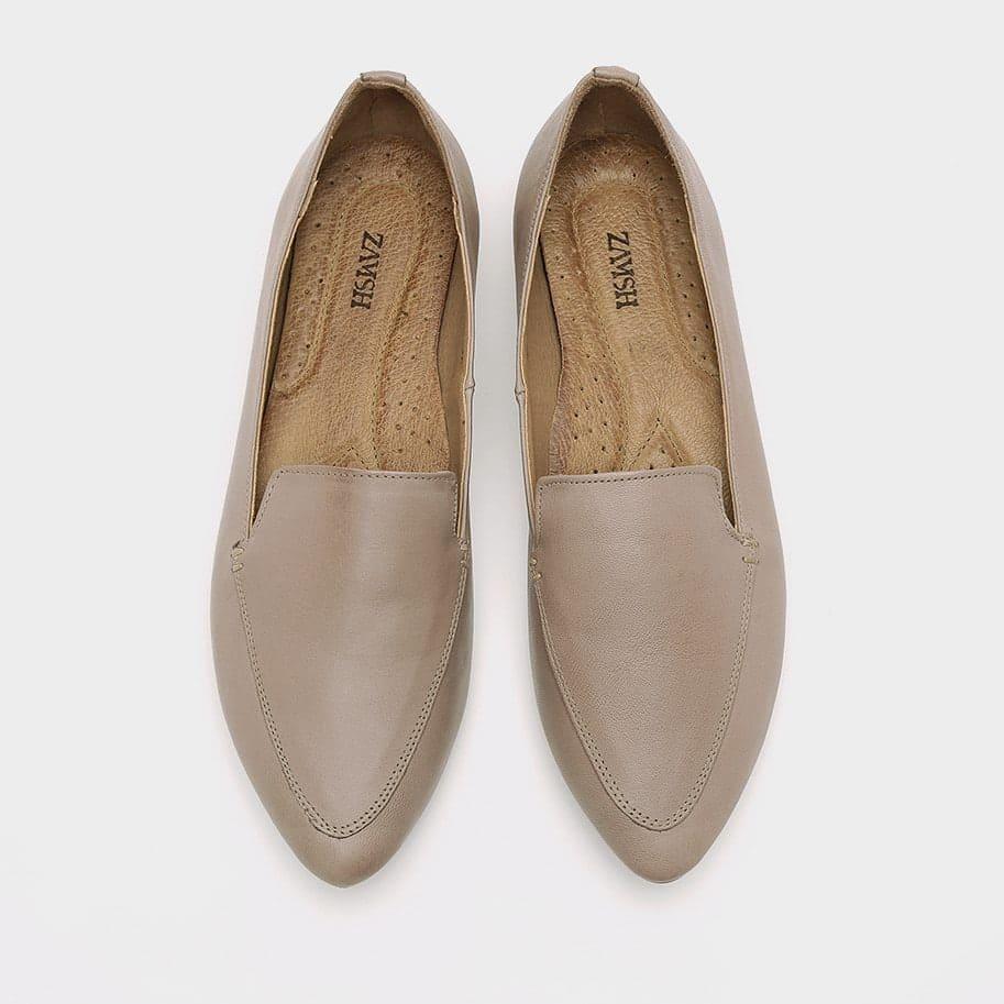 נעלי מוקסין קלאסיות – דגם שרה