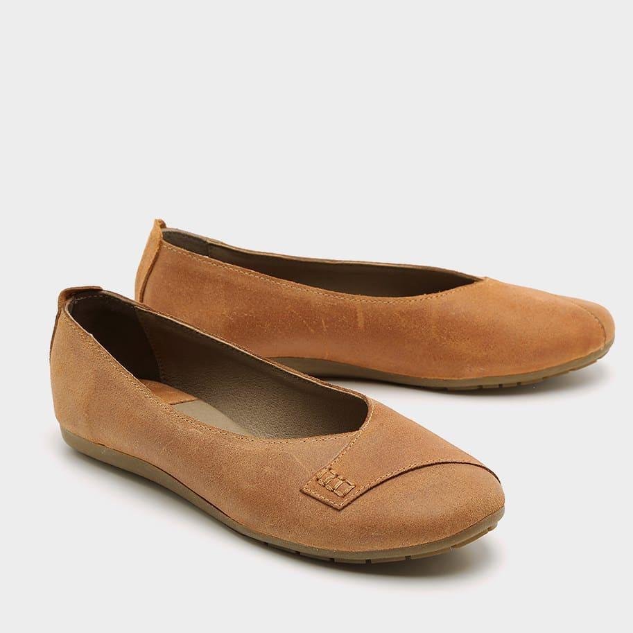 נעלי בלרינה בסגנון קלאסי – דגם רבקה