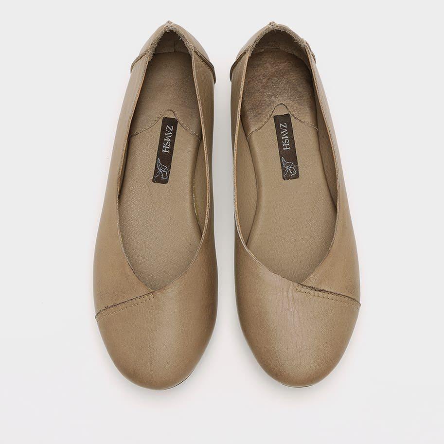 נעלי בלרינה על זמניות – דגם אלה