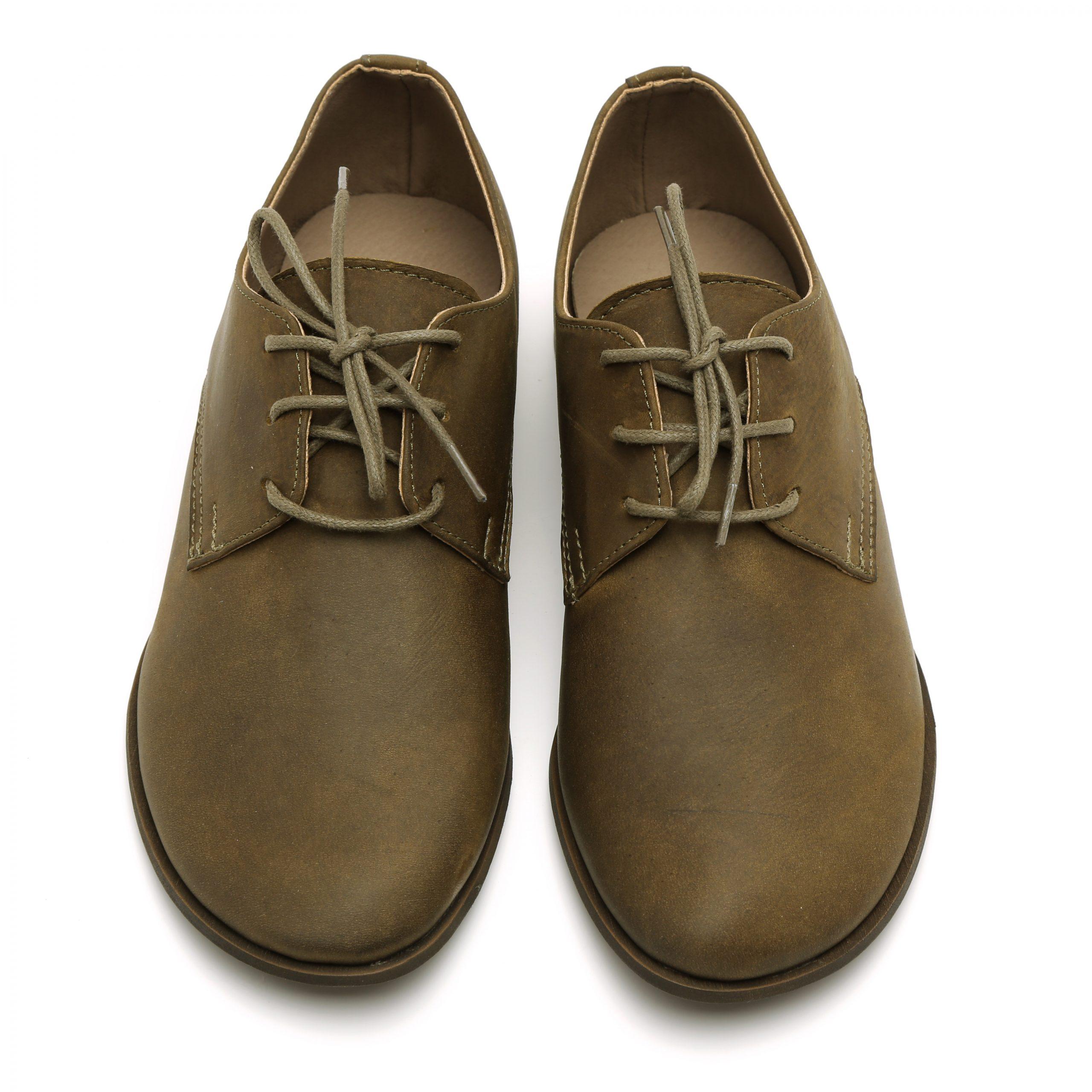 נעלי שרוך שטוחות – דגם אביה