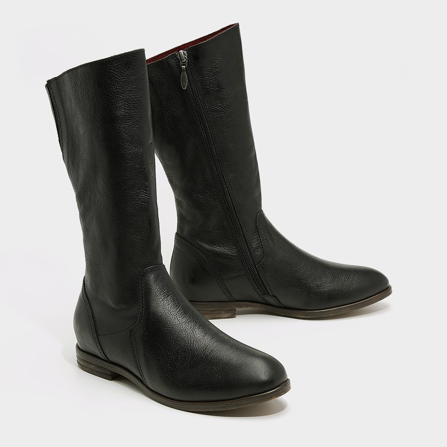 מגפיים מעור – דגם דני