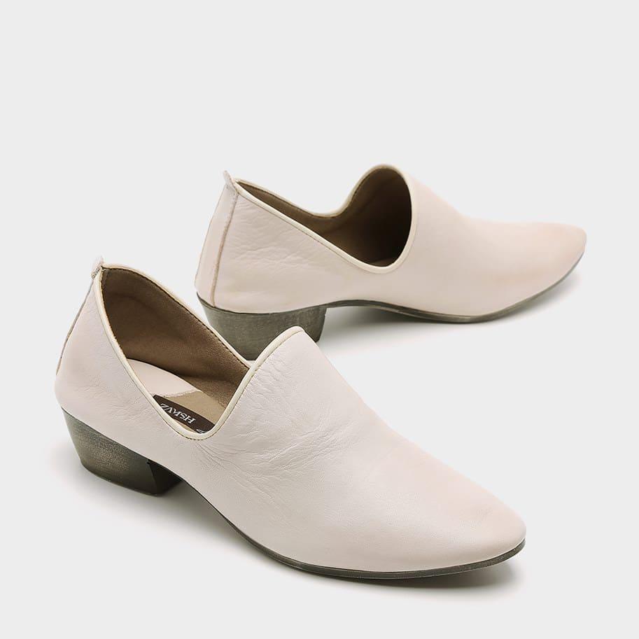 נעלי סירה אלגנטיות עם עקב דגם סנדי