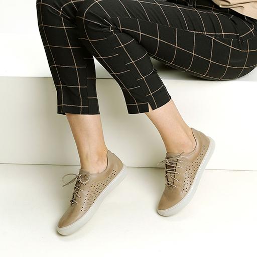 נעלי סניקרס קלילות מעור – דגם טליה