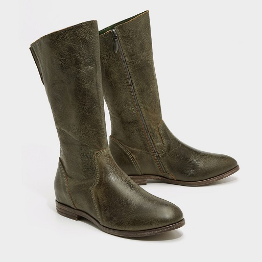 מגפיים לנשים גבוהות - דגם דני