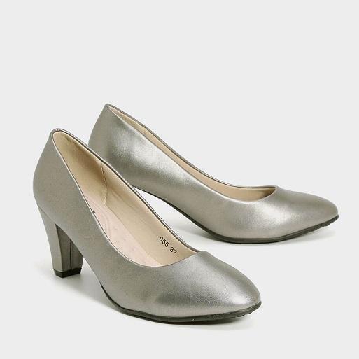נעלי עקב במידה גדולה - דגם לודה