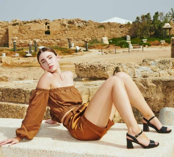 דגמים חדשים של נעלי נשים
