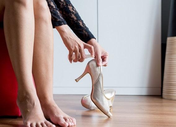 ריח רע בנעליים