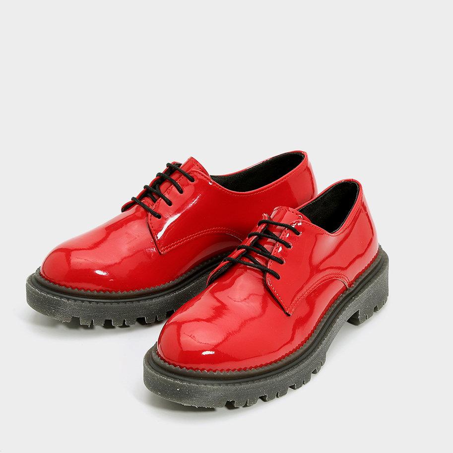 נעליים מבריקות סוליית טרקטור- דגם ליברפול