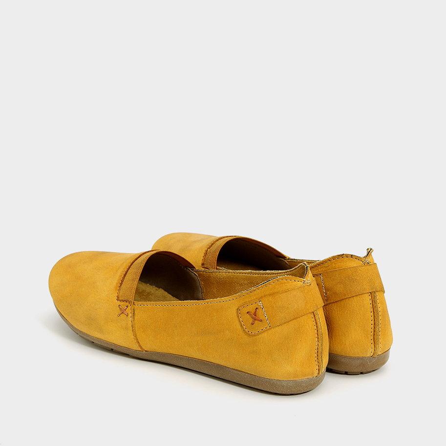נעלי בלרינה נוחות מזמש – דגם קלייר
