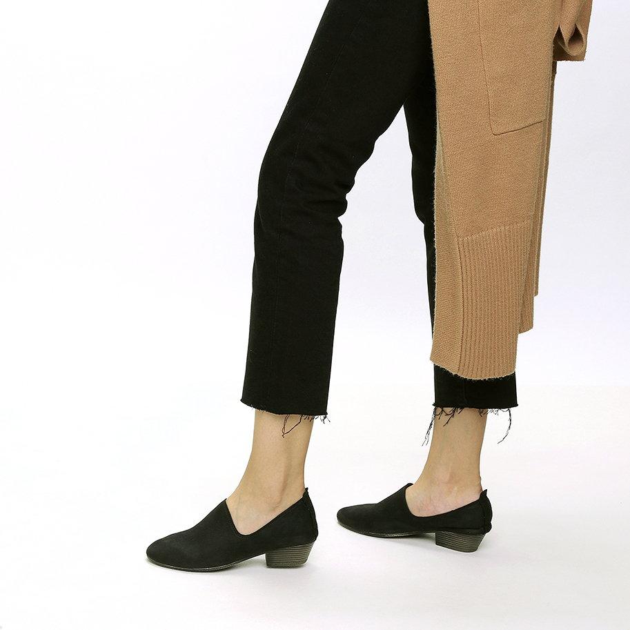 נעלי עקב בסגנון לאופר – דגם בלייר