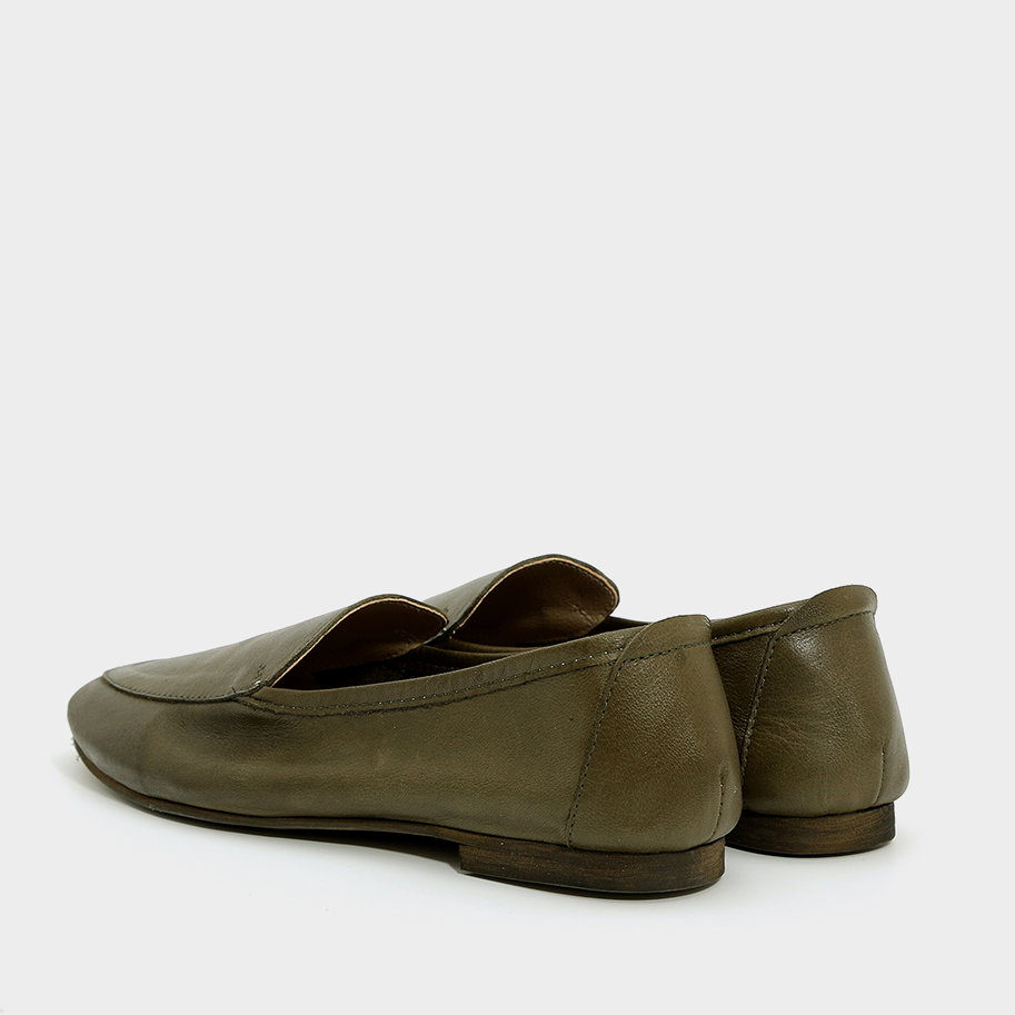 נעלי סירה מוקסין מעור- דגם לואיז